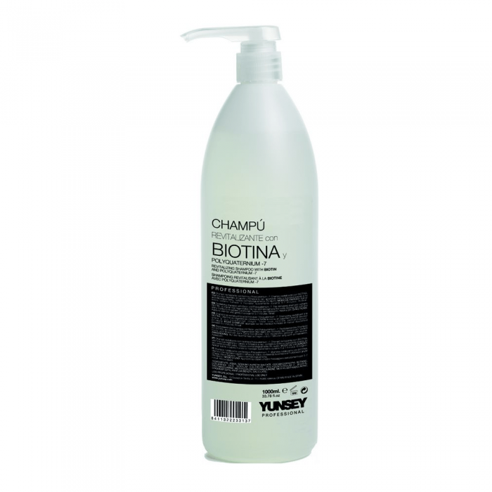 Yunsey Revitalizing Shampoo met Biotine