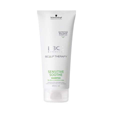 Schwarzkopf BC BONACURE Scalp Therapy Sensitive Soothe Shampoo