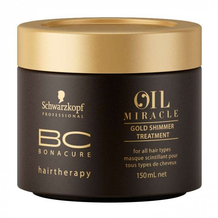 Schwarzkopf BC BONACURE Oil Miracle Gold Shimmer Treatment