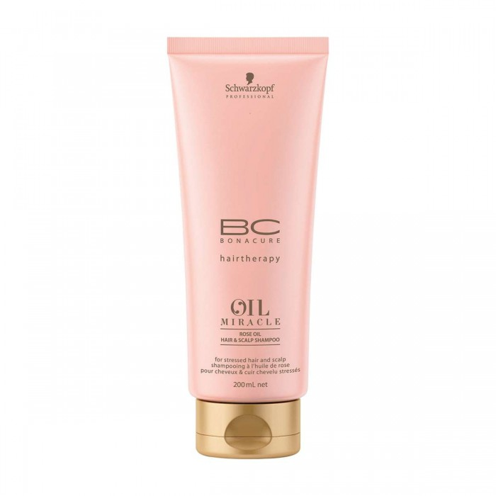 Schwarzkopf BC BONACURE Oil Miracle Rose Oil Shampoo