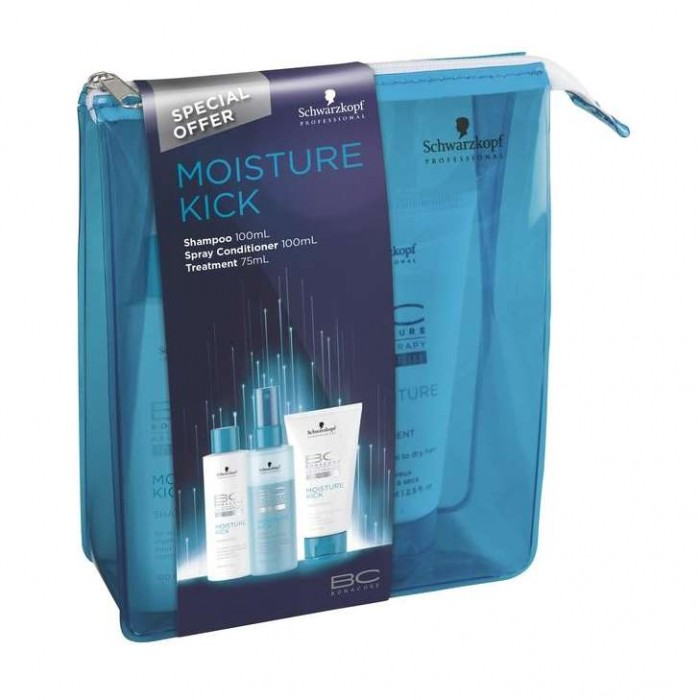 Schwarzkopf BC BONACURE Moisture Kick Travel Kit