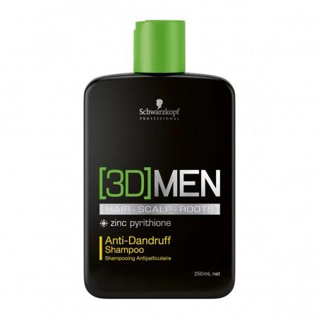 Schwarzkopf [3D]MEN Anti-Dandruff Shampoo