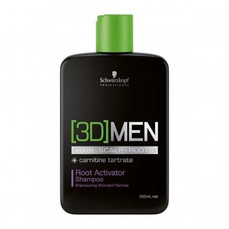 Schwarzkopf [3D]MEN Root Activator Shampoo