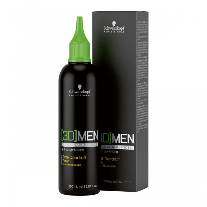 Schwarzkopf [3D]MEN Anti-Dandruff Tonic