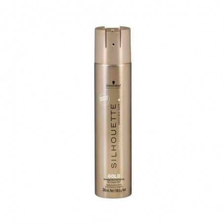 OUTLET - Schwarzkopf Silhouette Gold Strong Hairspray 300 ml