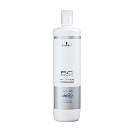 OUTLET - Schwarzkopf BC BONACURE Hair Scalp Deep Cleansing Shampoo 1250 ml