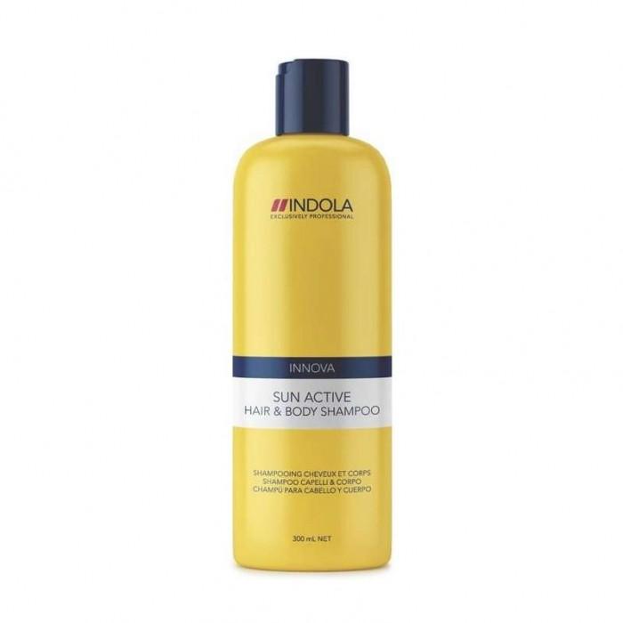 INDOLA INNOVA Sun Active Hair & Body Shampoo