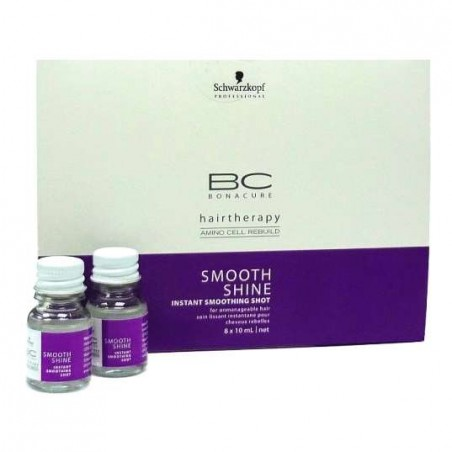 OUTLET - Schwarzkopf BC Bonacure Smooth Shine (Box) 8 x 10 ml