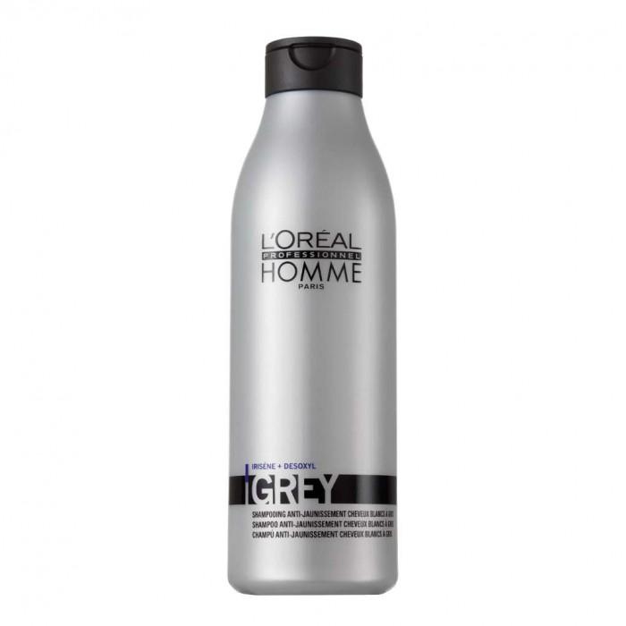 L'Oreal Expert LP Homme Grey Shampoo