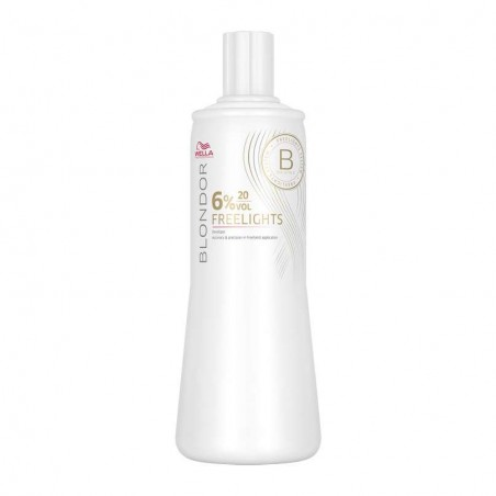 Wella Blondor Freelights Emulsion 1000 ml