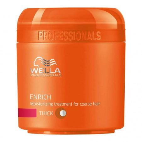 Wella Moisturizing Mask voor Weerbarstig haar 150 ml