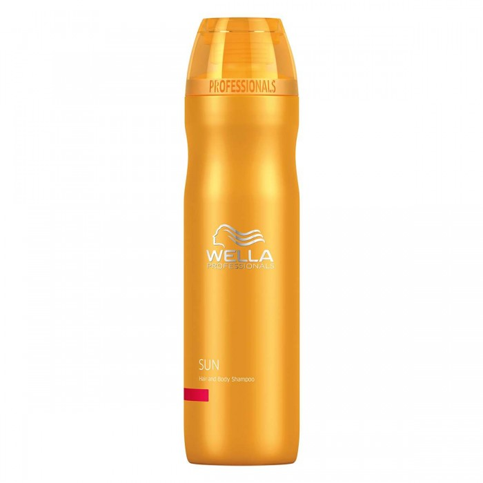 Wella Sun Hair And Body Shampoo 250 ml