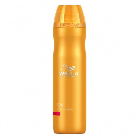 Wella Sun Hair & Body Shampoo 250 ml