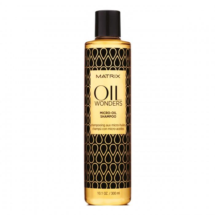 MATRIX Micro-Oil Shampoo 300 ml