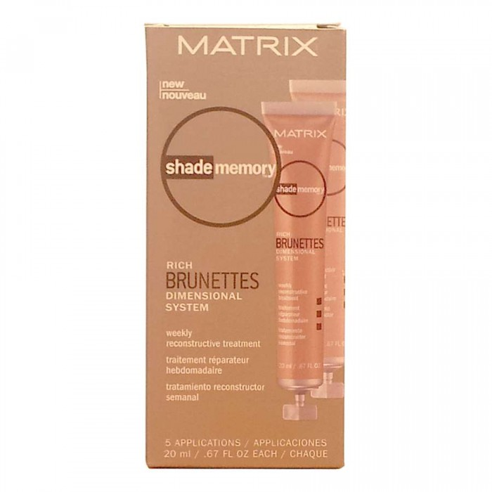 OUTLET - MATRIX Shade Memory brunettes 20 ml