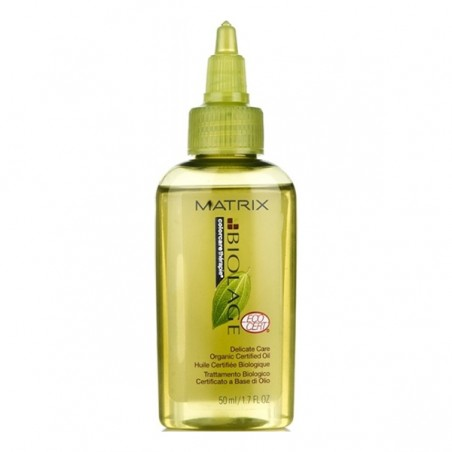 OUTLET - MATRIX Delicate Care Organic Certified Oil 50 ml