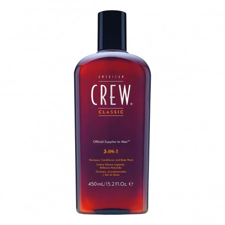 American Crew Classic 3-in-1 450 ml