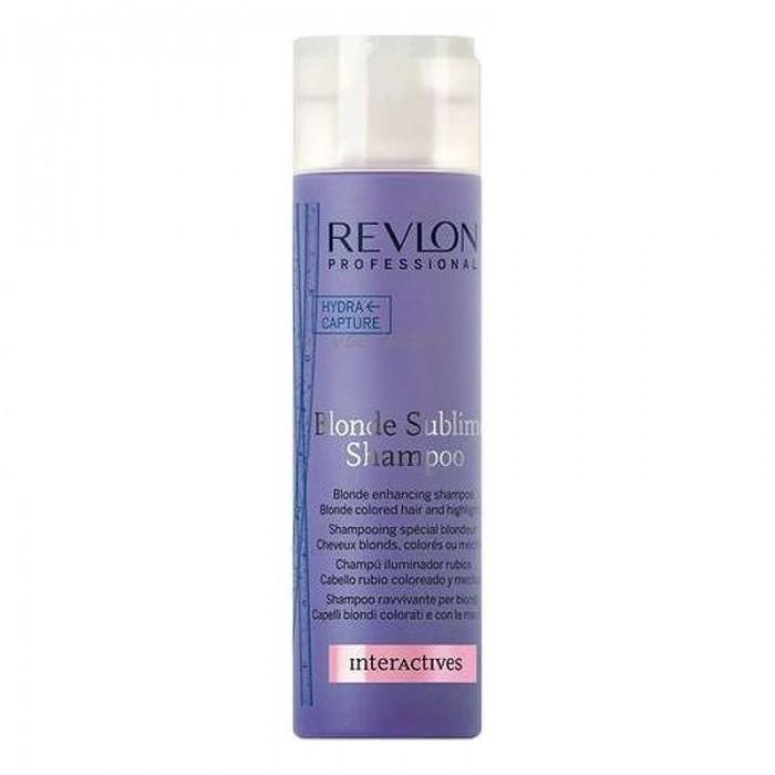 REVLON Blonde Sublime Shampoo 250 ml
