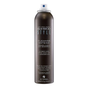 ALTERNA Bamboo Men Style Cleanse Extend Translucent Dry Shampoo 140 ml