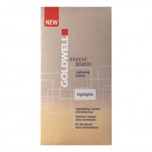 Goldwell Oxycur Platin Highlights System Kit 120 g