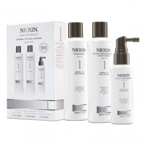 NIOXIN Trial Kit System 1 (kit)