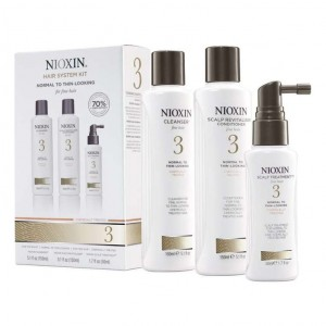 NIOXIN Trial Kit System 3