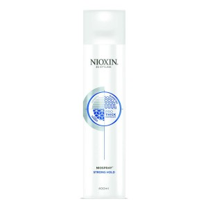 NIOXIN 3D Styling Strong Hold NioSpray 400 ml