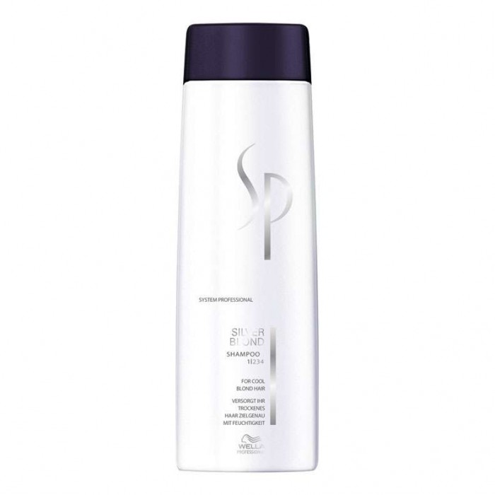 Wella SP Color Save Silver Blond Shampoo 250 ml