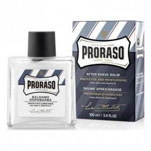 PRORASO After Shave Balm Aloe Vera Blauw 100 ml