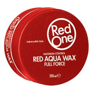 Red One Red Aqua Hair Wax Full Force 150 ml