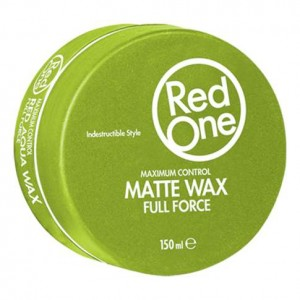 Red One Matte Hair Wax Full Force 150 ml