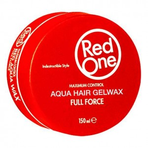 Red One Aqua Hair Gelwax Full Force