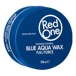 Red One Aqua Hair Gelwax Full Force 150 ml