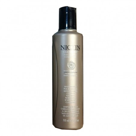 OUTLET - NIOXIN Cleanser System 5 Shampoo 150 ml