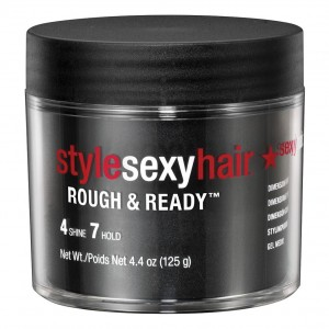 Short Sexy Hair Rough & Ready 125 g