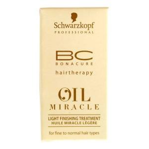 Schwarzkopf BC BONACURE Oil Miracle Light Finishing Treatment