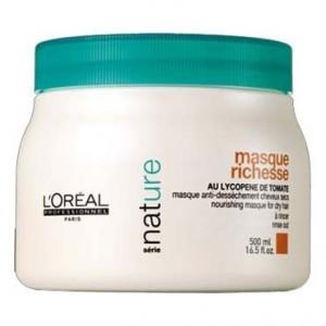 L'Oréal Série Nature Masque Richesse 500 ml