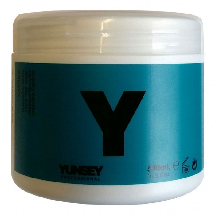 Yunsey Vigorance Curls Hair Mask 500 ml