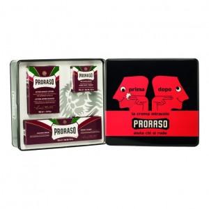 Proraso Moisturising and Nourishing Kit