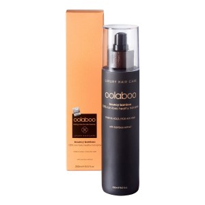 Oolaboo Bouncy Bamboo 100% Non-toxic Healthy Hair Spray 250 ml