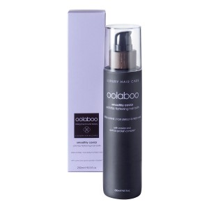 Oolaboo Smooth Caviar Anti-Frizz Flattening Hair Bath 250 ml