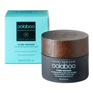 Oolaboo Moisty Seaweed Manipulating Sea Salt Sludge 100 ml
