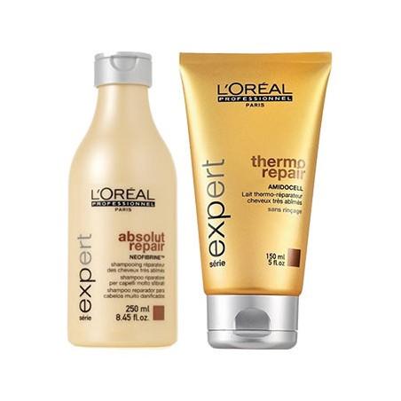 L'Oréal Duo voor Beschadigd Haar