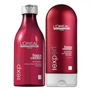 L'Oréal Duo voor Breekbaar Haar