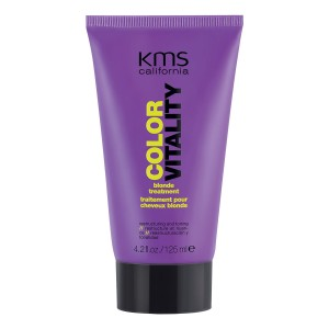 KMS Color Vitality Blonde Treatment 125 ml
