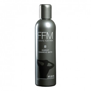 Fuente for Men Energy Shampoo Bath 250 ml