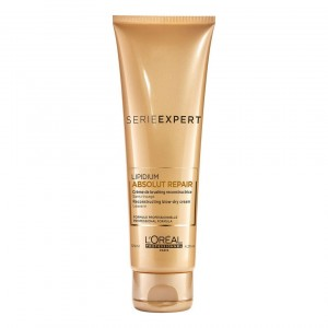 L'Oréal INFORCER Absolut Repair Lipidium Reconstructing Blow-Dry Cream 150 ml