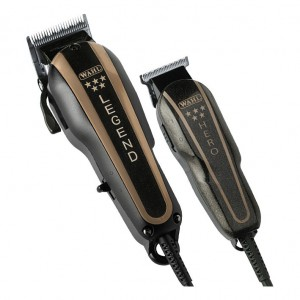 WAHL Legend Tondeuse & Hero Trimmer Barber Combo