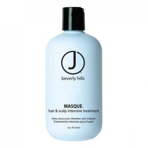 J Beverly Hills Masque Hair & Scalp Intensive Treatment 350 ml