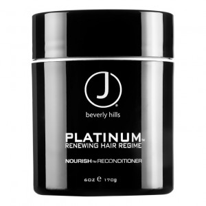 J Beverly Hills Platinum Nourish Reconditioner 170 g